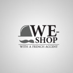 logo we shop with a french accent v4